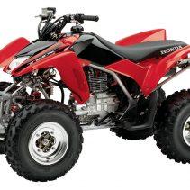 Honda 250 EX