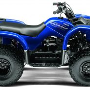 Yamaha Grizzly125 Automatic